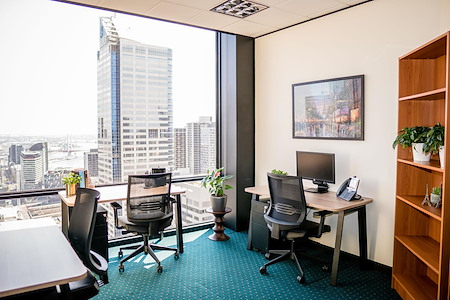 Servcorp 140 William Street - Premium External Suite with City views