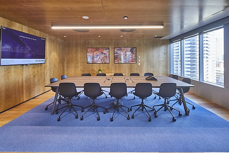 Space&Co. 580 George Street, level 10 - 14 Person Boardroom | 10.01