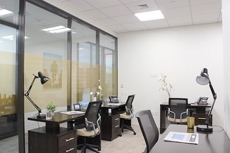 Silver Suites Offices - 7 World Trade Center - Suites 36A and 36B