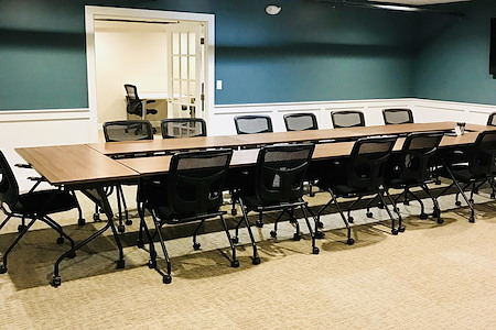 Work Local - Marshfield Hills Training Room