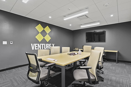 Venture X | Uptown Dallas - Medium Meeting Room
