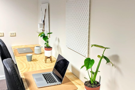 HQ WorkSpace- Melbourne - Private Patio 3