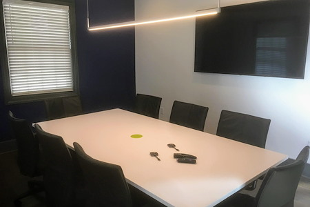 Bearden Tech Suites | CoWorking Knoxville - Large Conference / Meeting Room