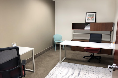 Metro Offices - Dulles/Herndon - Private Interior office for 1-3 members