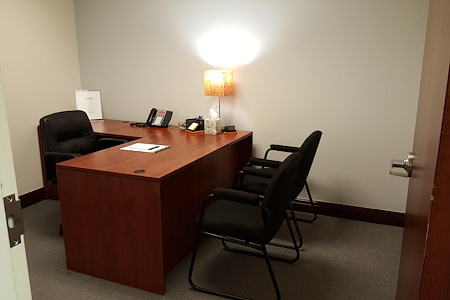 (AHC) Aventura Harbour Centre - Interior Office