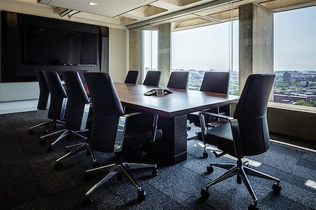 Business District - Boardroom
