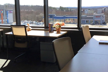 Venture X | Marlborough - Apex Center - 5 person Team Office