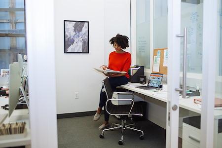 EDISON SPRING STREET WSP, LLC DBA WORKSPACE OFFICES - Flex office 2 - window office