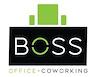 Logo of BOSS Office & CoWorking