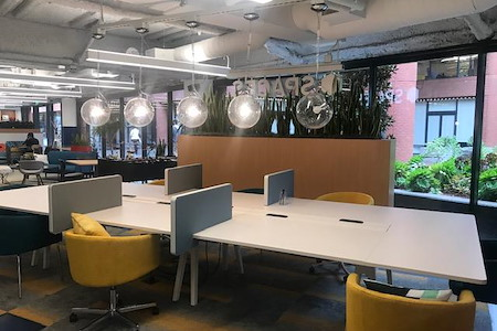 Regus | SPACES @ Levi's Plaza - Dedicated Desk 1
