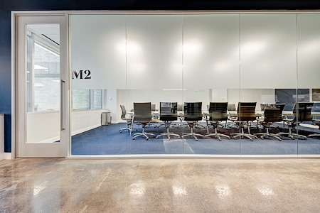 CENTRL Office - Historic Core - M2 - Boardroom