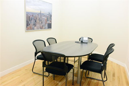 Select Office Suites - 1115 Broadway Flatiron NYC - Medium Conference Room in Flatiron