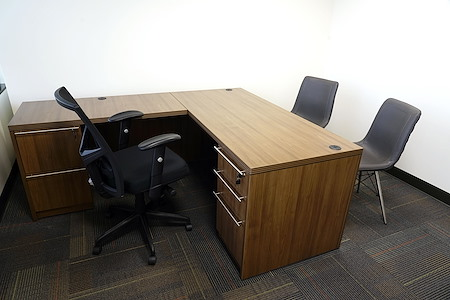 Executive Workspace @ Preston Center - Private Interior Office