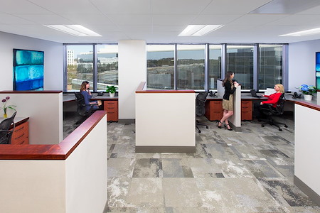 Metro Offices - Dulles/Herndon - Dedicated Desk