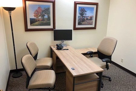 Pacific Workplaces - Cupertino - Day Office 119