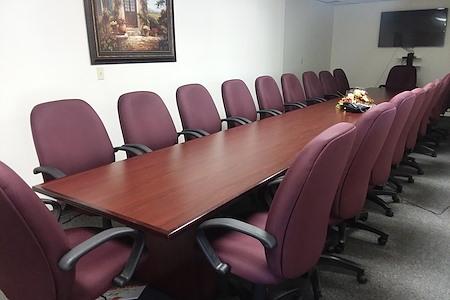 De Anza Office Suites - De Anza Conference Room