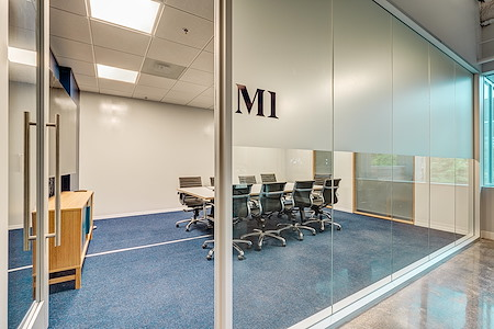 CENTRL Office - Historic Core - M1 - Medium Meeting Room