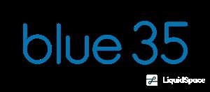 Logo of Blue35