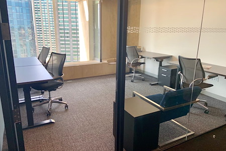 Business District - Office 1401 - 4 Person Window
