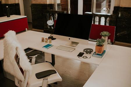 "B:Hive Bridgeport - Dedicated Desk ""The Comb"""