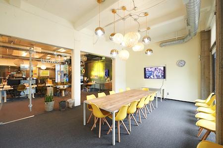 OnePiece Work San Francisco - Large Meeting Room