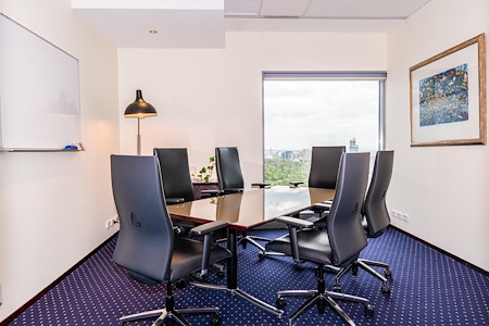 Servcorp 101 Collins Street - L27 - Premium Meeting Room  | 6 People