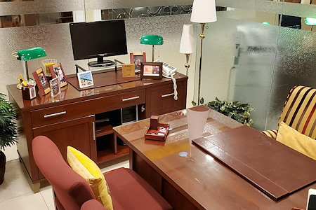 gSPACE | Ponce Office Suites - Private Office for 3