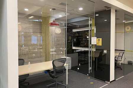 OnePiece Work San Francisco - Small Meeting Room