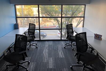 BLANKSPACES Culver City - Medium Windowed Office #7