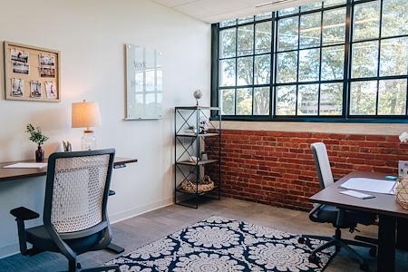 Serendipity Labs Plush Mills - Dedicated Office