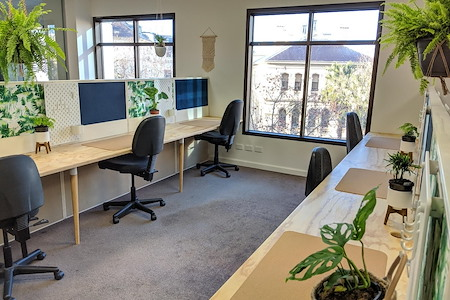 East Melbourne Office Space