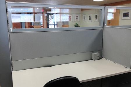 Ketchum Works - Premier Hot Desk 1