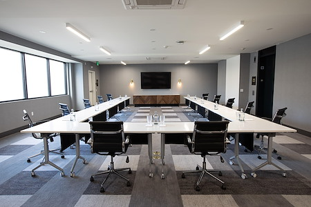 The Glenmark Hotel - Jade Meeting Room
