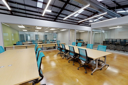Innovation WorkSpaces - Open Coworking