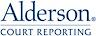 Logo of Alderson Court Reporting