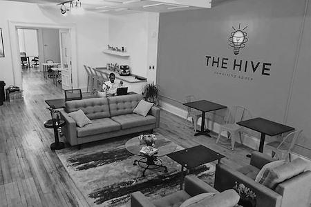 The Hive - Milwaukee St - Hot Desk