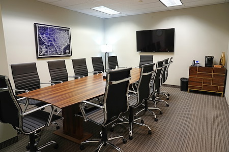Executive Workspace @ Uptown - Large Conference Room