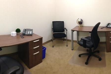 (CHI) 200 West Madison - Dedicated desk