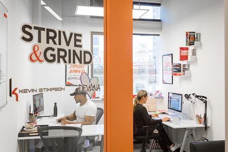Novel Coworking Angebilt Building - Private office for 2