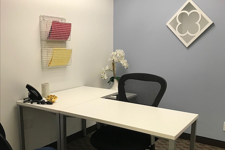 Regus | Wells Fargo Los Angeles - Private Office