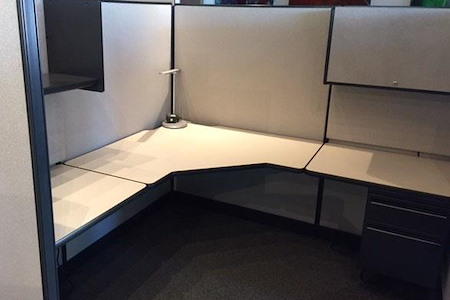 Class A Office Space on Westchester Avenue - Dedicated Desk 1