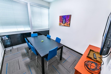 T-Werx Coworking - Twin Creeks - 6 Person Conference Room
