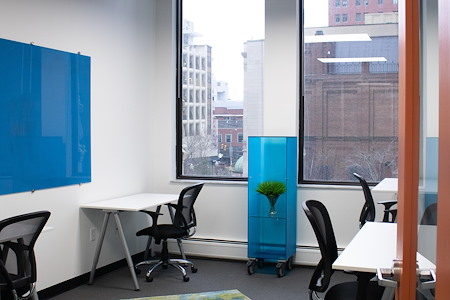 Novel Coworking Golden Triangle - Private Office for 4 people