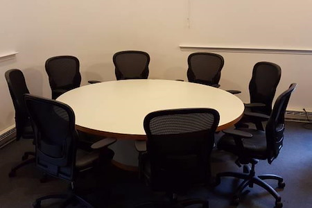 Bridge Healing Arts Center - Conference Round Table Room