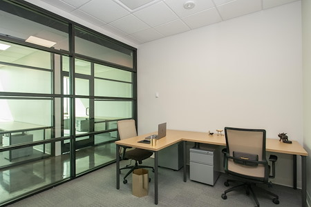 Venture X | Dallas Park Cities at Campbell Centre - Private Office for 2 Internal