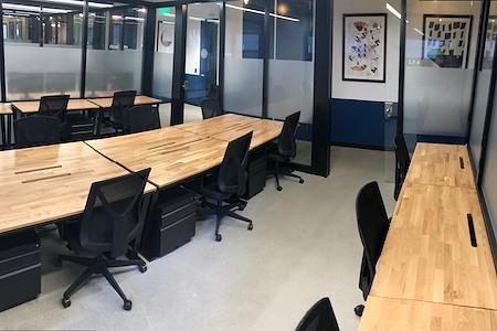 Mindspace SF 575 Market LLC - 12 workstation office