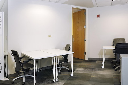 Carr Workplaces - Financial District - Corner Suite 609-612 - 8 to 12