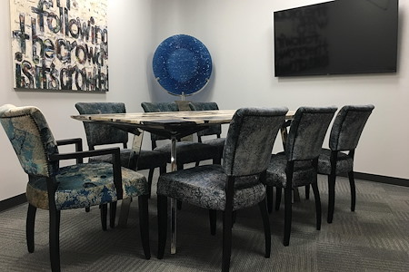 BOSS Office & CoWorking - Big BOSS Meeting Room (up to 6 people)