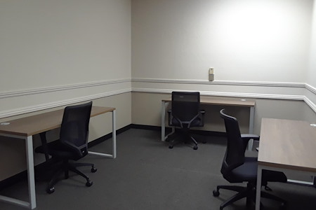 Silicon Valley Business Center - Suite 203 Office #1