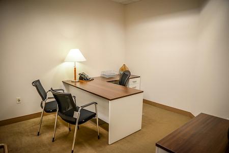 (WFB) Wells Fargo Tower - Interior Office